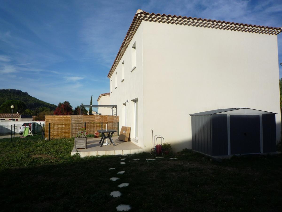 Maison mitoyenne - Roquefort-la-Bédoule