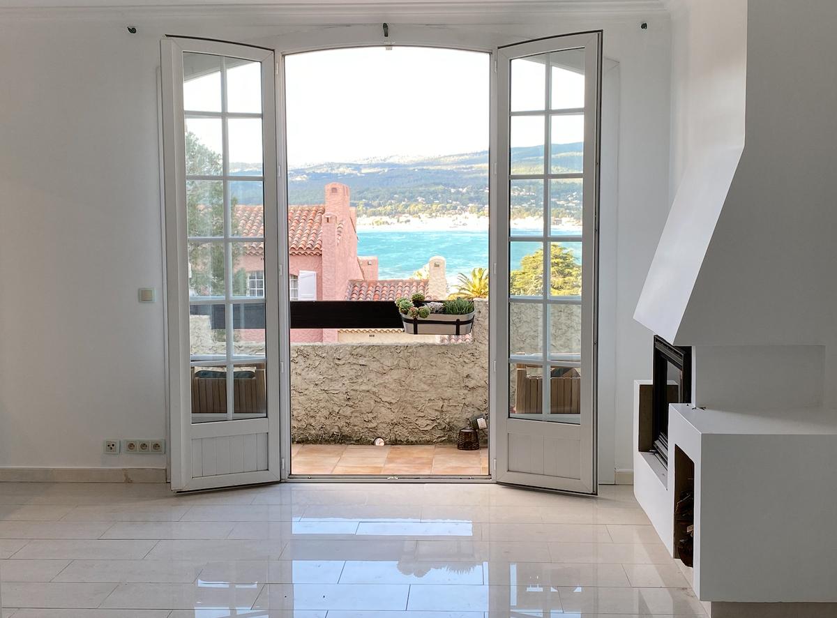 Vente Duplex Saint Cyr sur Mer