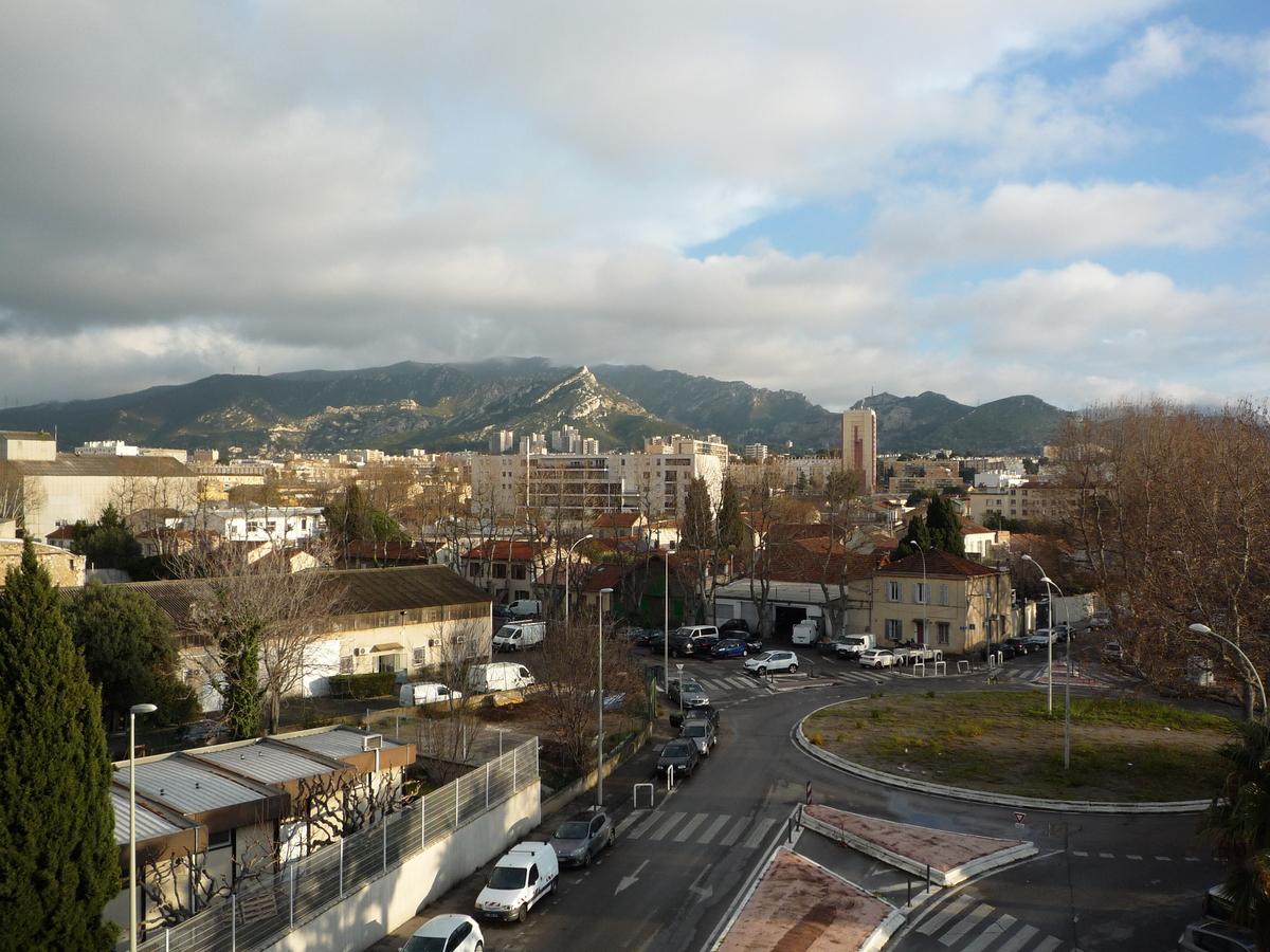 Appartement en résidence - Marseille 10ème